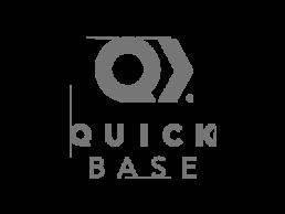 Logo for Quick Base.