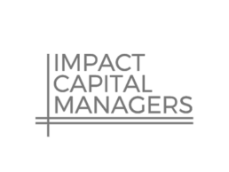 Logo for Impact Capital Managers.