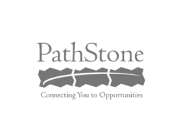 Logo for PathStone.