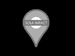 Logo for SoLa Impact.